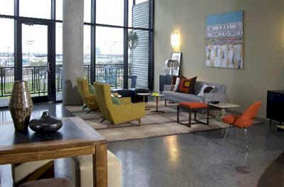 Split Level Dallas Loft. Contact Us Today For a Showing.