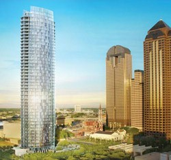 Uptown Dallas  High Rise  For Sale. Now accepting reservations for homes that will be available in 2007. Spacious, well designed homes have aboundant natural light, high celings, and expansive views.