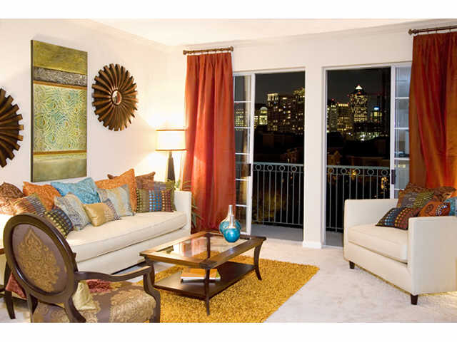 Uptown Dallas Apartments With Awesome Views of Dallas