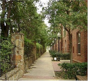 Awesome Views of Uptown Dallas Townhomes!
