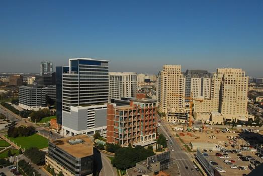 Live The Good Life in This Luxury Dallas High Rise Apartment That is Brand New!