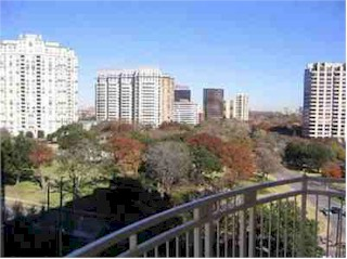 3225 Turtle Creek Condos in Dallas. 14th Floor with awesome views!